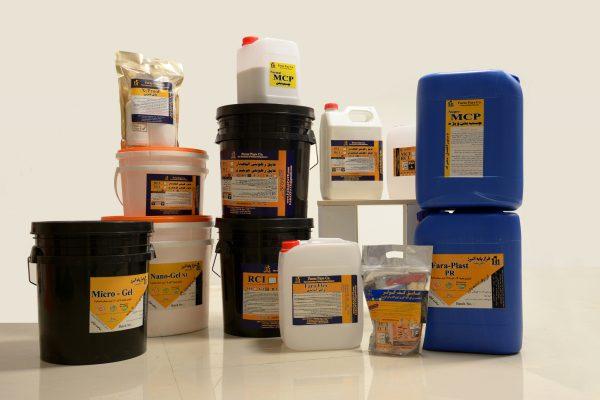 محصولات شرکت فرازپایه